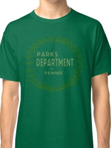 Pawnee Parks and Rec Classic T-Shirt
