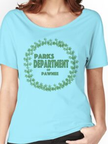 Pawnee Parks and Rec Women's Relaxed Fit T-Shirt