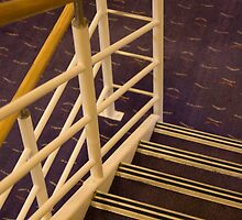 Windstar Stairway by phil decocco