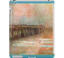 Through the Orange Haze iPad Case/Skin