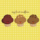 my firts muffins by alapapaju