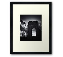 Another sunset to mark history passing Framed Print