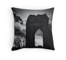 Another sunset to mark history passing Throw Pillow