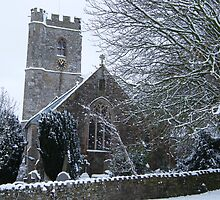 Lapford Church by npullen