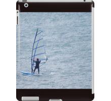 Catching the Wind iPad Case/Skin