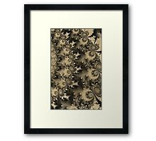Exquisite Sepia carolyn Image 1 + Parameter Framed Print