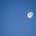October Moon by LouiseLafleur