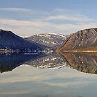 Qikiqtarjuaq Morning by LouiseLafleur