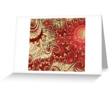 Exquisite Sepia Carolyn Image 4 + Parameters Greeting Card