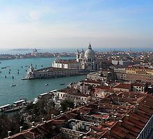 Venice   View from the top of Campanile by 29Breizh33