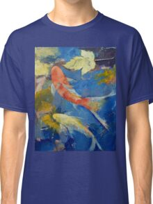 Autumn Koi Garden Classic T-Shirt