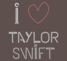 I Love Taylor Swift One Piece - Short Sleeve