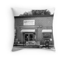 Post Office~Viola Tennessee Throw Pillow