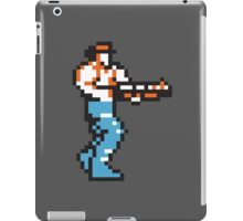 Player 1 Commando iPad Case/Skin
