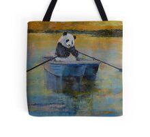 Panda Reflections Tote Bag