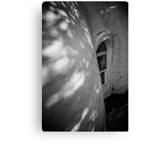 The light and the window Canvas Print