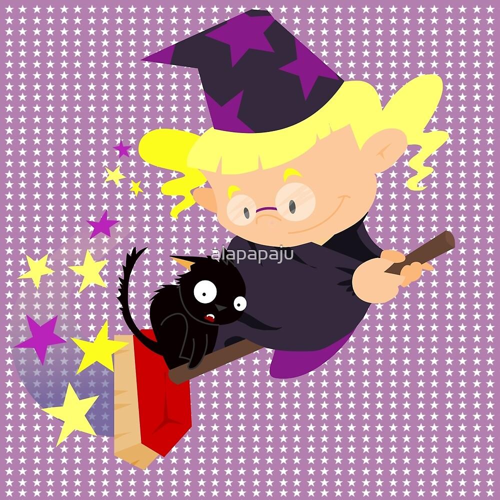 witch by alapapaju