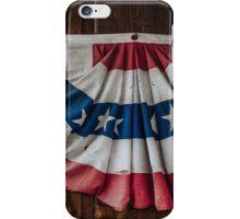 The Vintage Flag iPhone Case/Skin