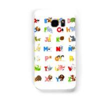 ABC (spanish) Samsung Galaxy Case/Skin