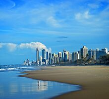 Surfer's Paradise by Jueru2003