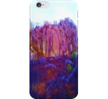 Nature and Mountain iPhone Case/Skin