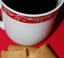 Coffee And Cookies Too by Jonice