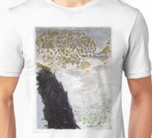 Seen Through the River's Mist Unisex T-Shirt
