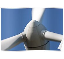 Wind Power I Poster