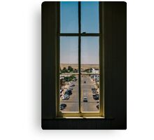 Find your way out there Canvas Print