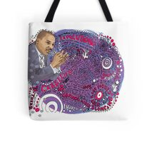 Revolution Martin Luther King Tote Bag