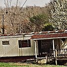 """""""Bubba's Summer Cottage """"... prints and products by © Bob Hall"""