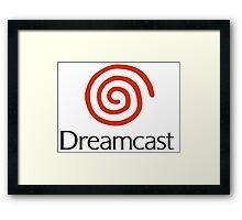 Dreamcast Framed Print