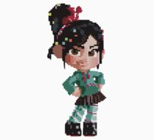 vanellope pixel Kids Clothes