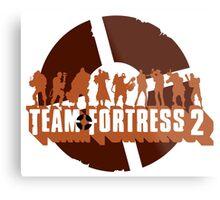 Team Fortress 2 Metal Print