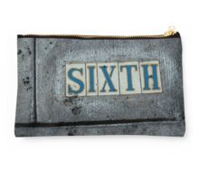 Sixth, type in the wild Studio Pouch