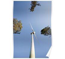 Wind Power II Poster