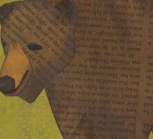Storybook Bear Sticker