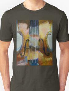 Violin Painting T-Shirt