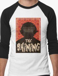 alternate shining design Men's Baseball ¾ T-Shirt