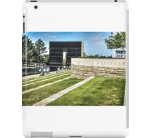 Oklahoma Memorial iPad Case/Skin