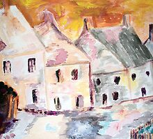 The Hovis Advert Street by biddumy
