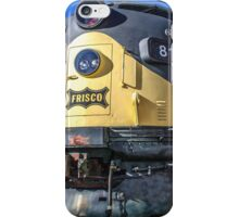 Frisco Train iPhone Case/Skin