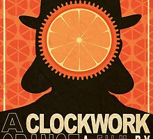 alternate clockwork orange design by JOEMCMENAMY97