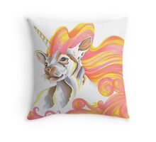 Chihuacorn Throw Pillow