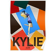 Kylie - Slow Poster