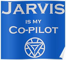 Jarvis is my Co-pilot Poster