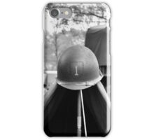 1st Infantry Division iPhone Case/Skin