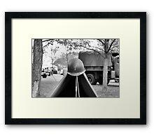 1st Infantry Division Framed Print
