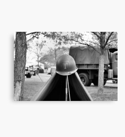 1st Infantry Division Canvas Print
