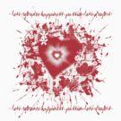 Valentine Burst  by Shelagh Linton